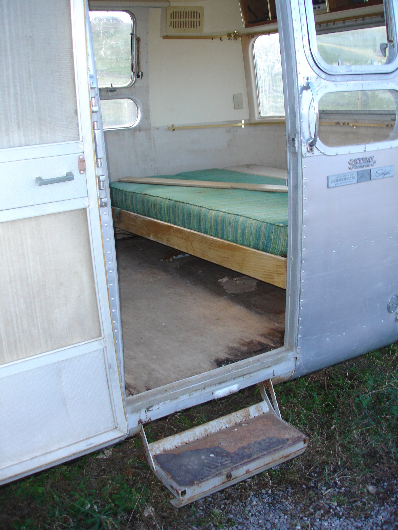 Original Airstream gaucho