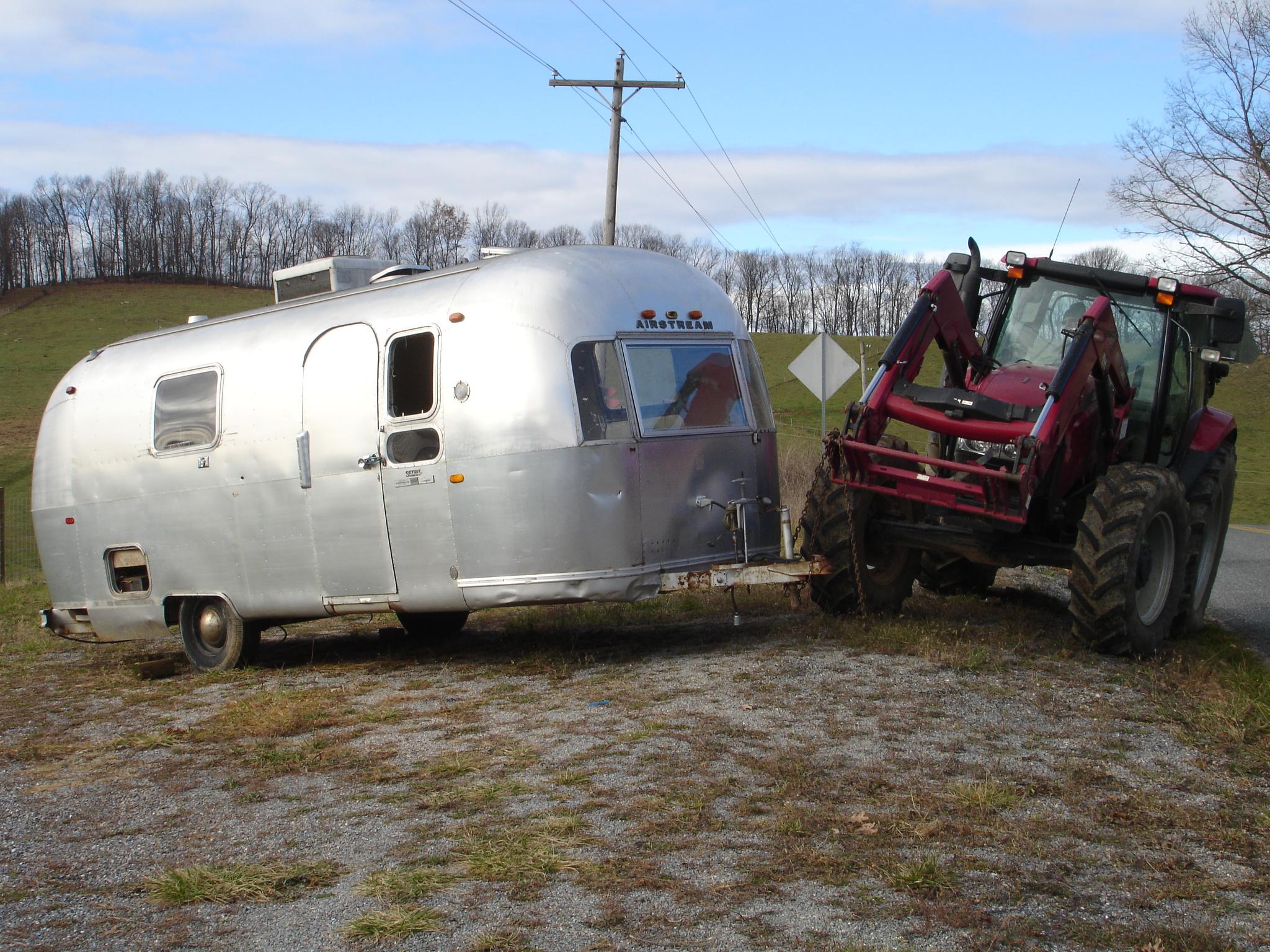 Tractor rescue 5