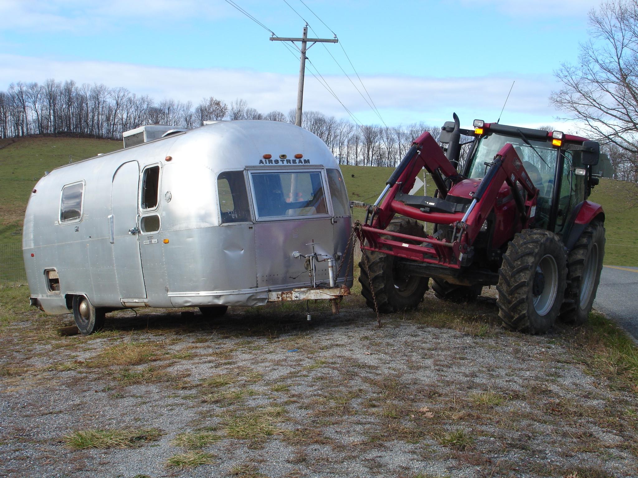 Tractor rescue 6