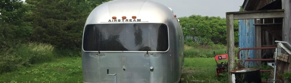 Vintage Airstream Chassis Repair (Pt  1) – Little Green